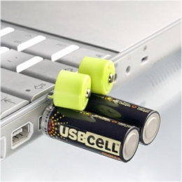 pile rechargeable usb