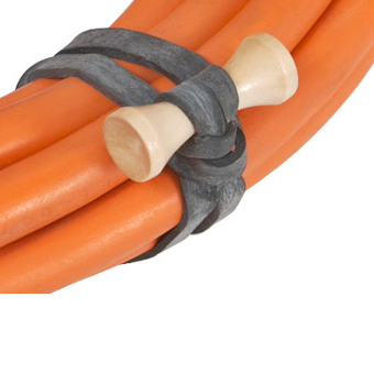 attache cable informtique elastique flexifix