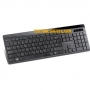clavier azerty pc bureau ultra fin